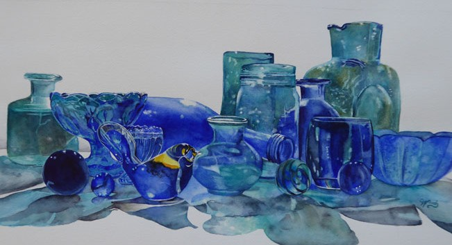 Blue Day, 2015